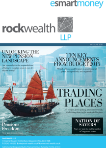 financial guide may 2015
