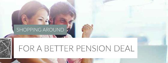 better pension deal