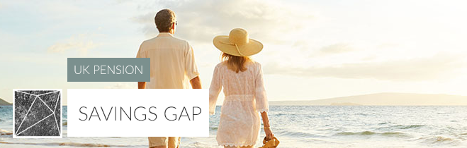 pension savings gap