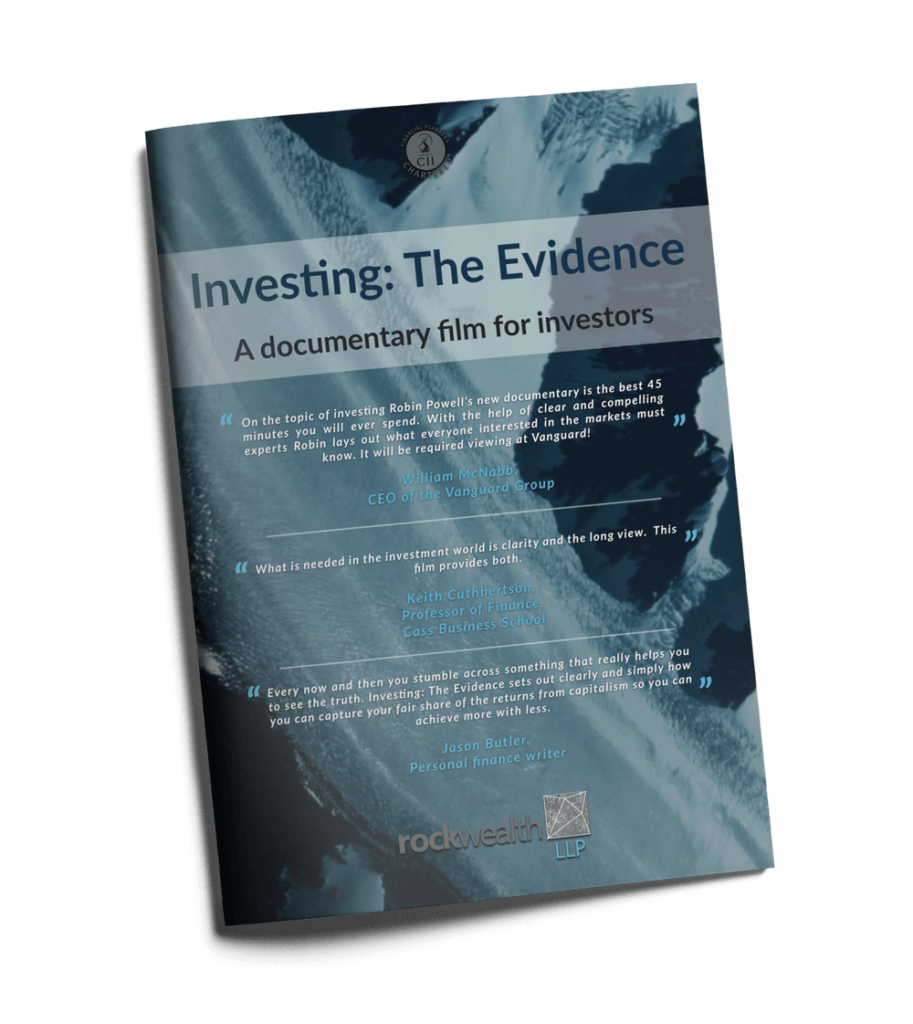 INVESTING THE EVIDENCE